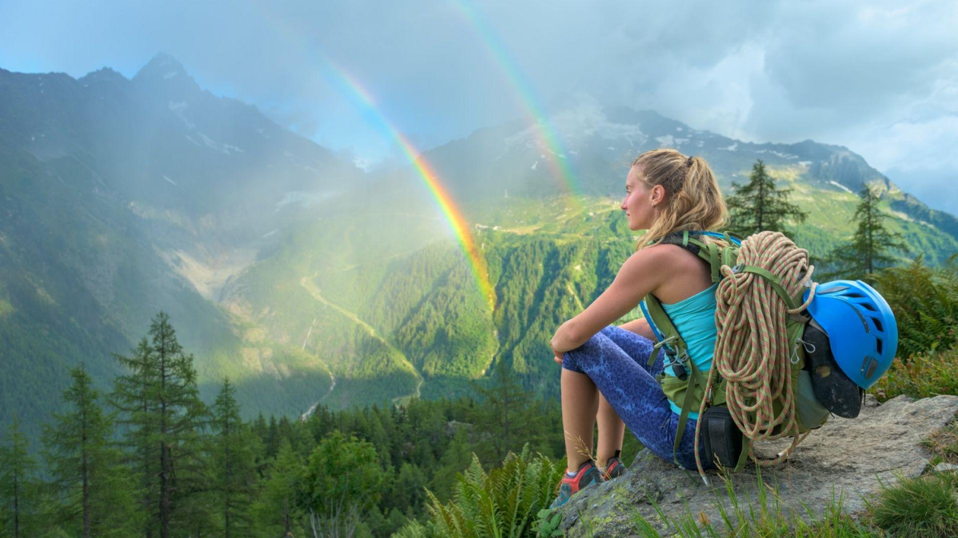 Лятото в настъпление: валежите се оттеглят в планините