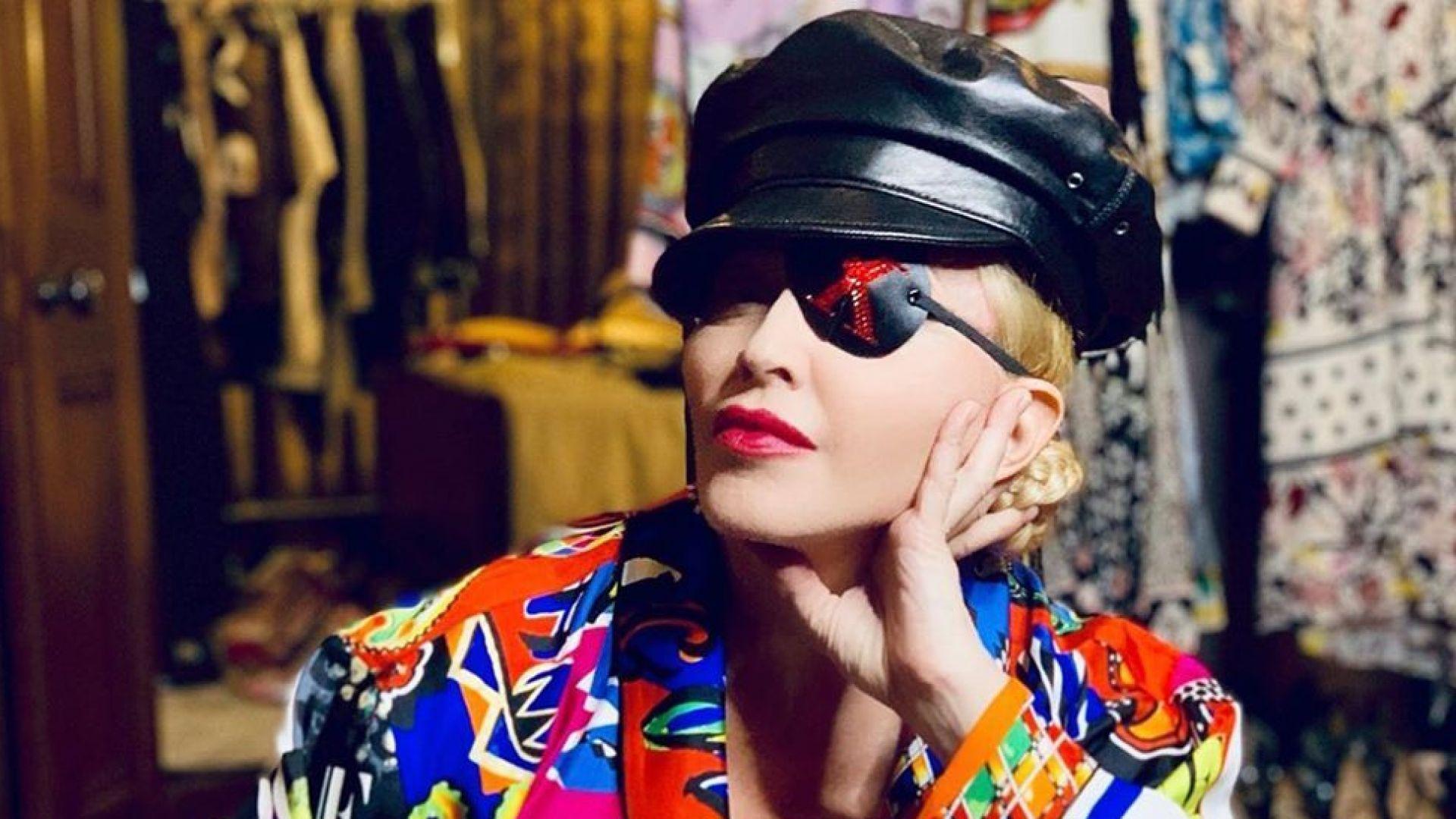 """Мадона с най-добър албум в класацията на """"Билборд"""""""