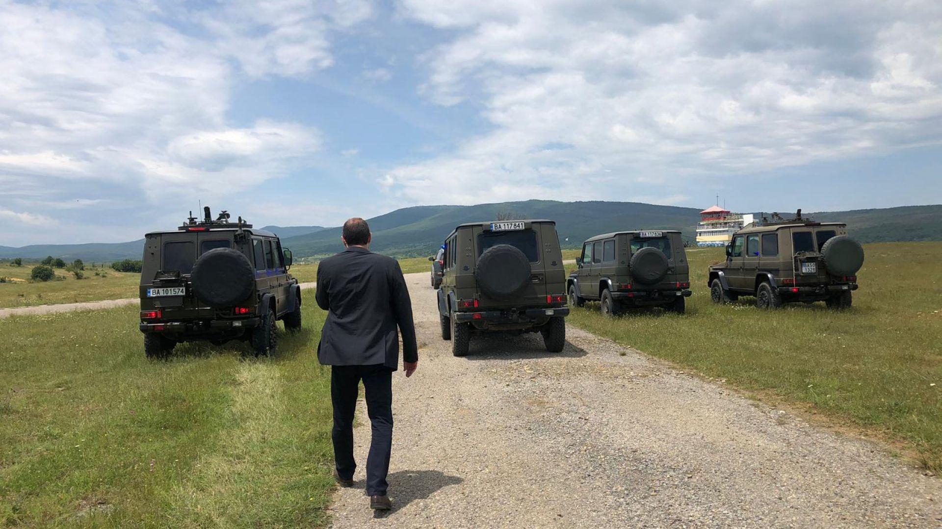 МО даде подробности за самоубийството на военния полицай в Ново село