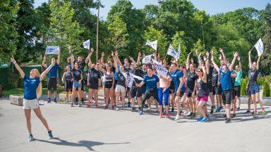 Бягането може да бъде не само спорт, но и кауза