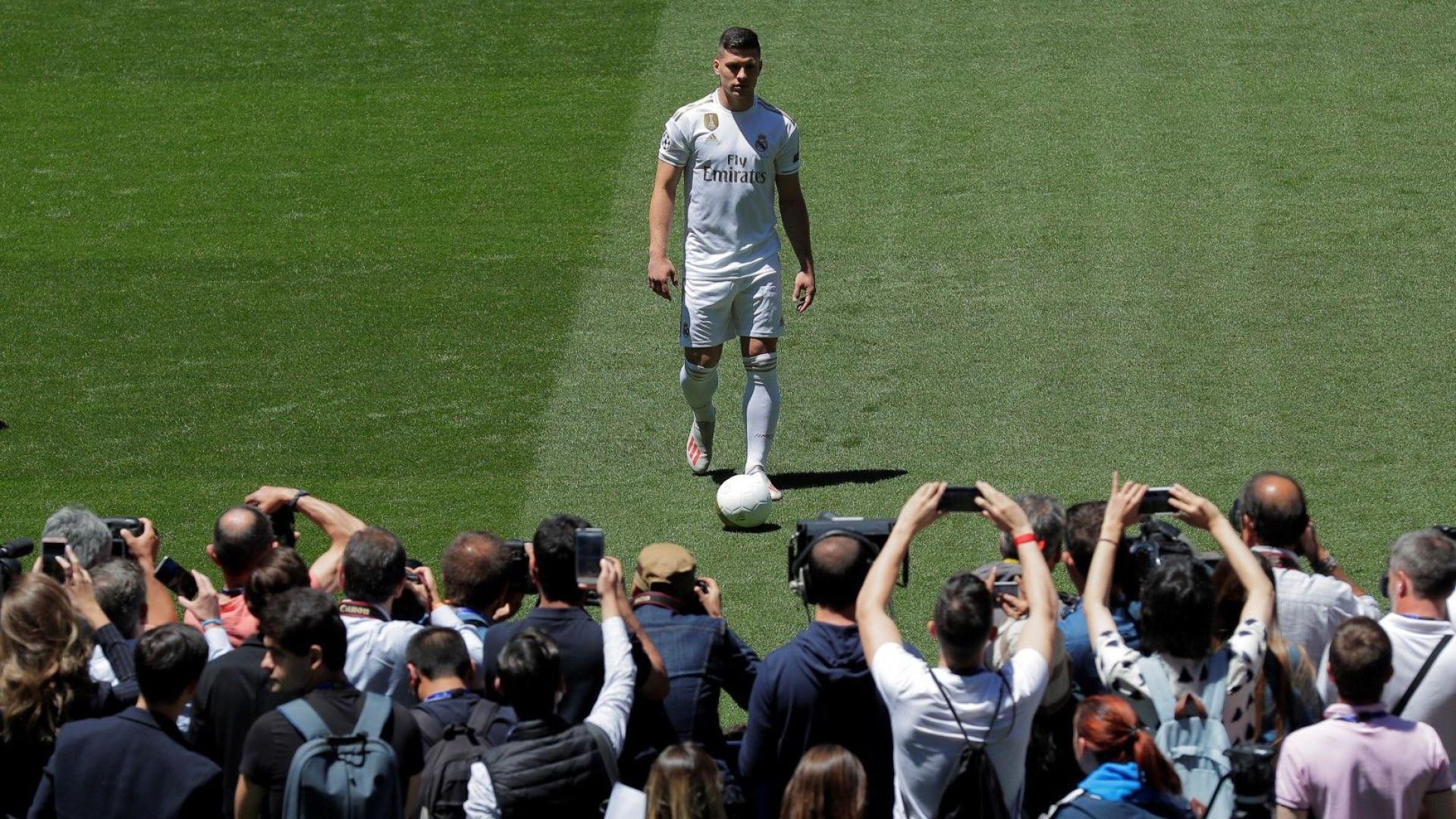 Реал представи най-скъпия балкански футболист в историята
