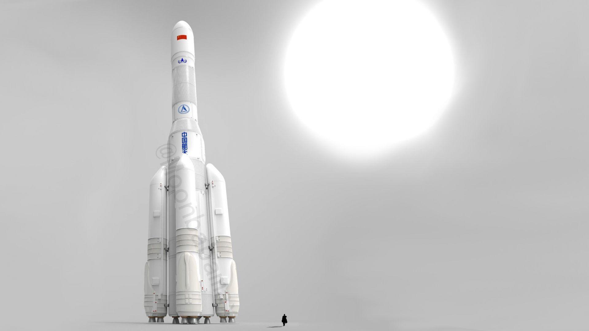 Какво знаем за свръх-тежката ракета на Китай