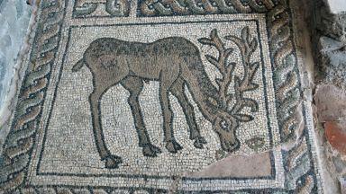 Мозайките от Малката базилика на Филипопол
