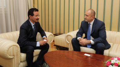 Радев и Султан Ахмед бин Сулайем обсъдиха България да стане логистичен център за пренос на стоки към Европа