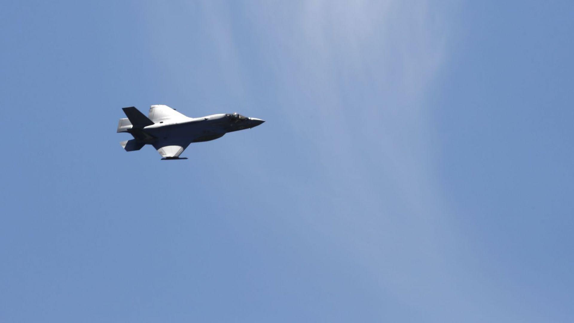Полша купува 32-35 изтребителя F-35, a САЩ махат визите за поляци