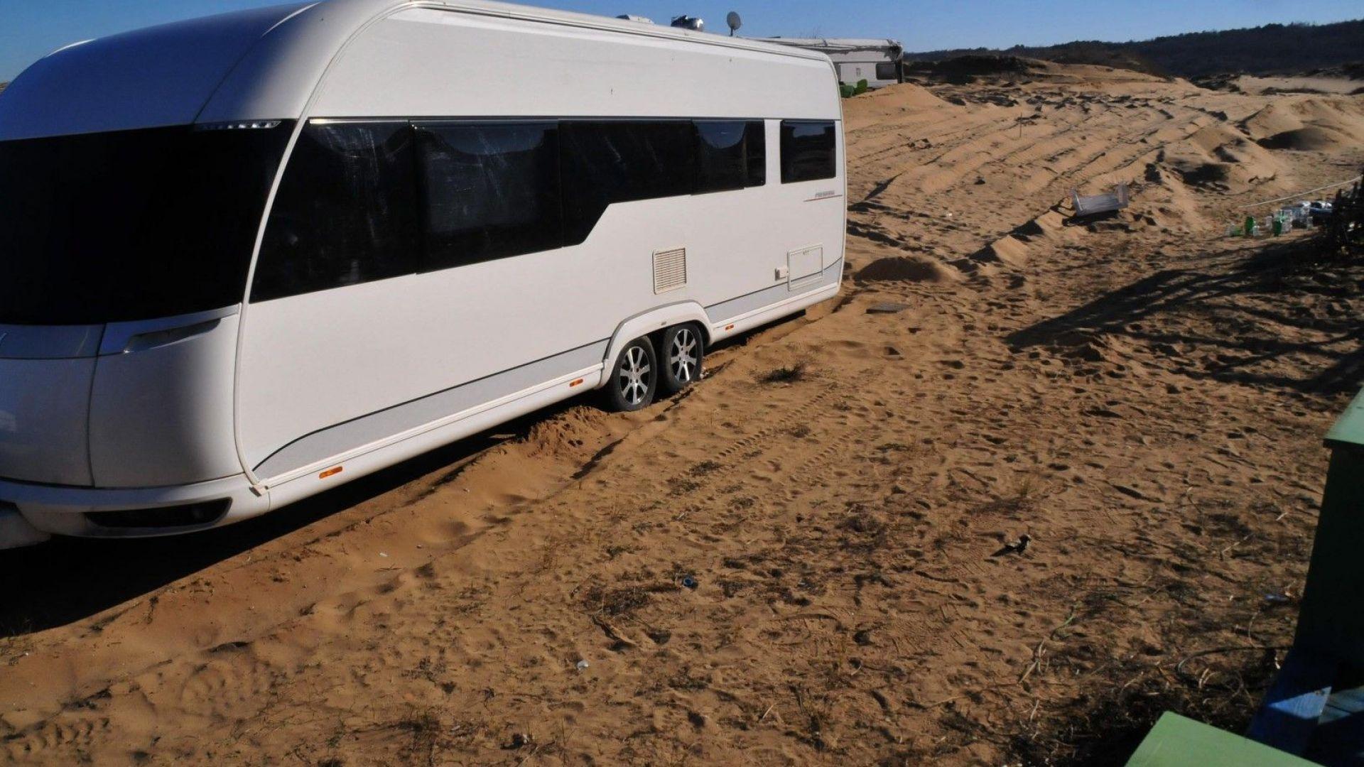 """Върнаха делото за разораването на пясъчните дюни в """"Каваци"""" за доразследване"""
