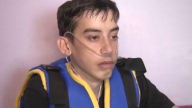 18-годишно момче чака белодробна трансплантация, нуждае се от средства за терапия