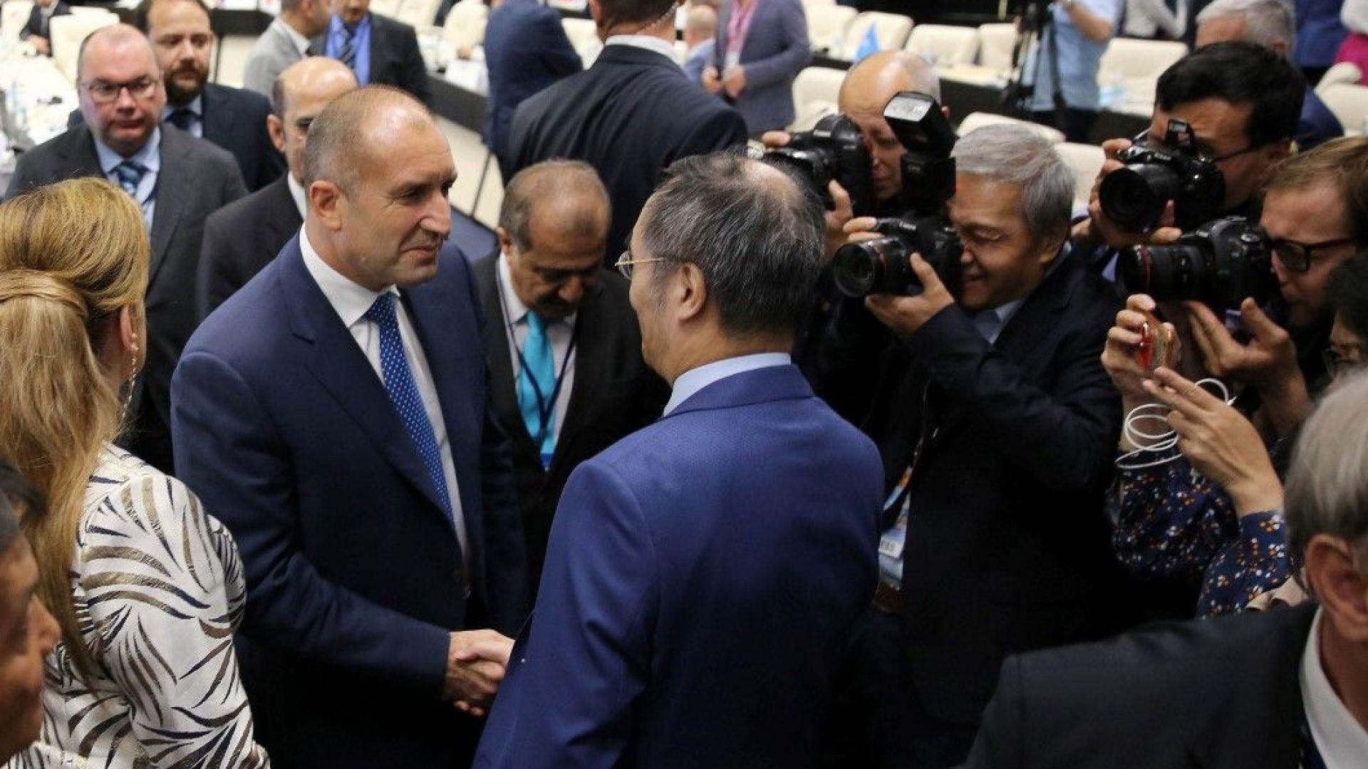 Румен Радев: Управляващите партии нямат нужда от субсидии, те се финансират от властта