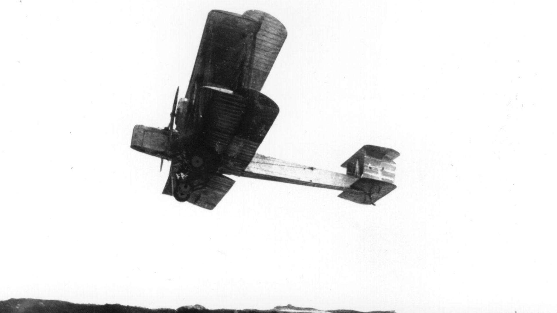 Преди век двама британци за първи път прелитат над Атлантическия океан (снимки)