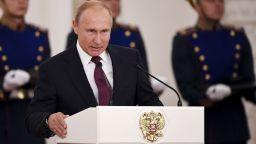 Путин заяви, че е готов за преговори с Киев, но при нов кабинет