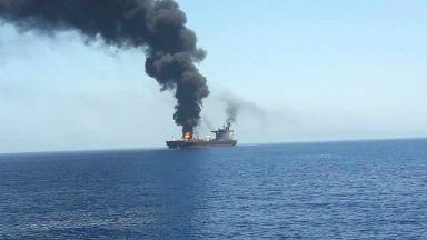 Саудитският престолонаследник обвини Иран за атаката в Оманския залив