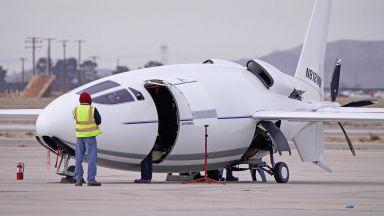 Celera 500l: Един от най-секретните нови самолети