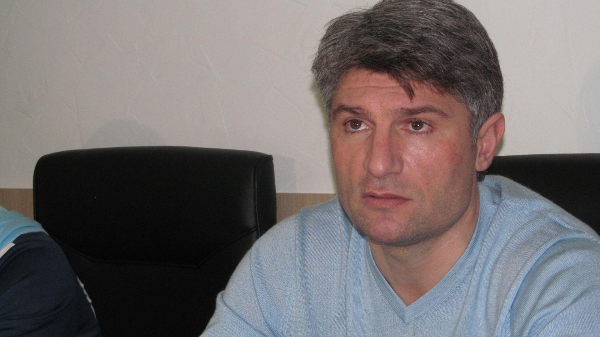 Левски има нов спортно-технически директор
