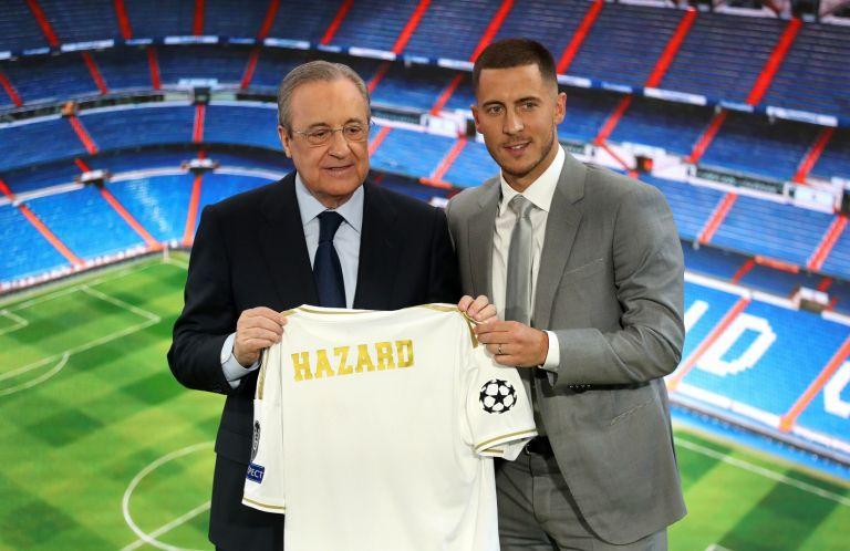 Еден Азар вече направи мечтания си трансфер в Реал