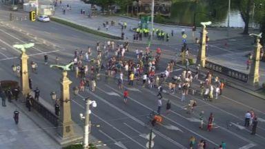 Природозащитници блокираха Орлов мост