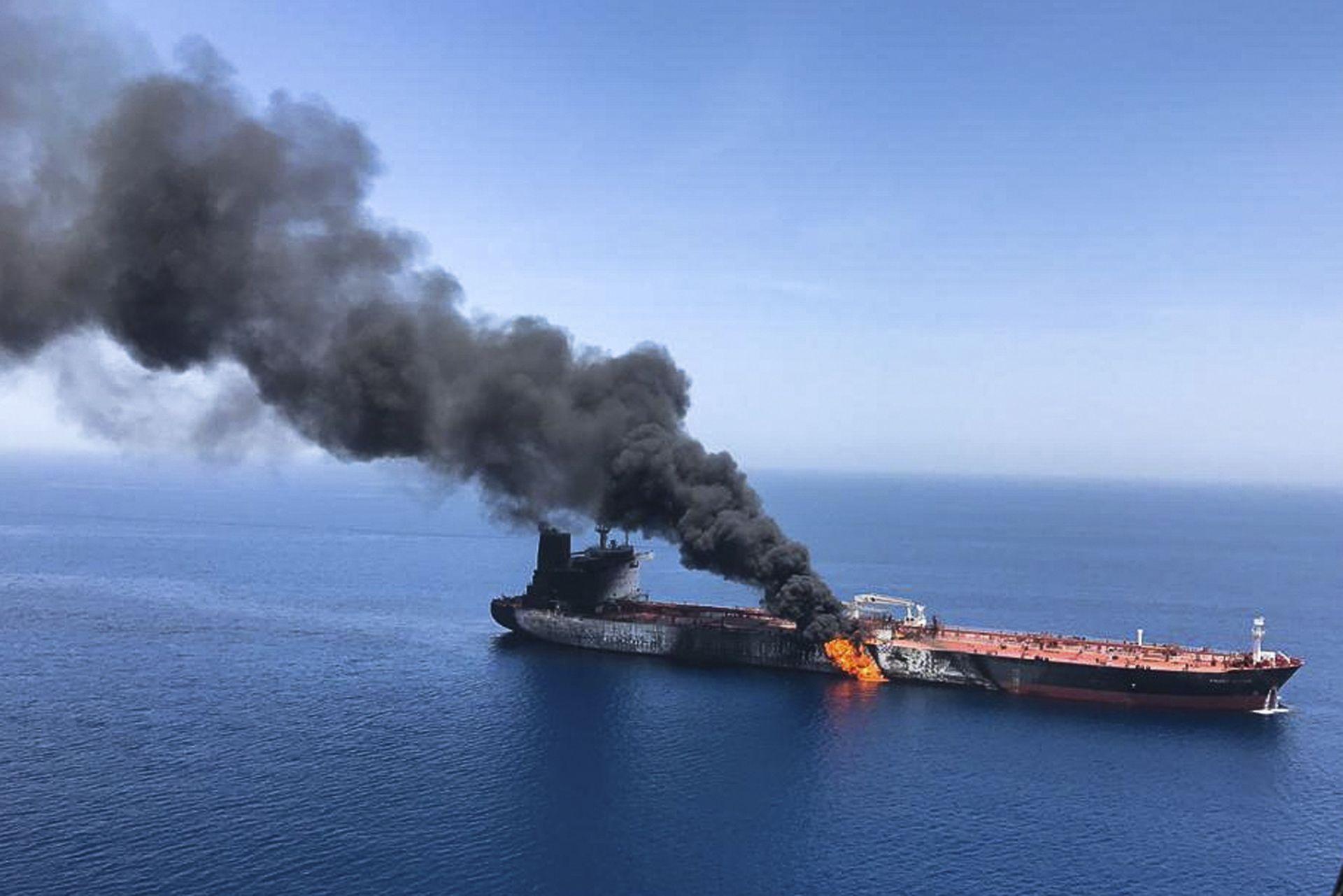 """След спасяването на моряците от до танкера """"Кокука Корейджъс"""""""