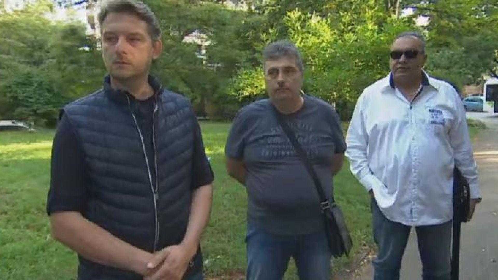 Родители обвиниха МВР в полицейско насилие над децата им