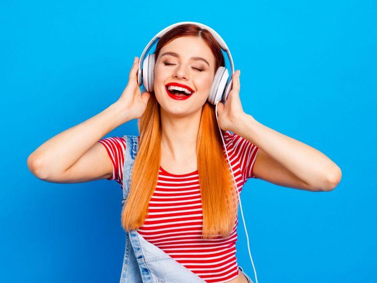Музиката действа успокояващо