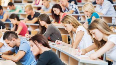 Близо 46 000 първокурсници ще приемат държавните университети у нас