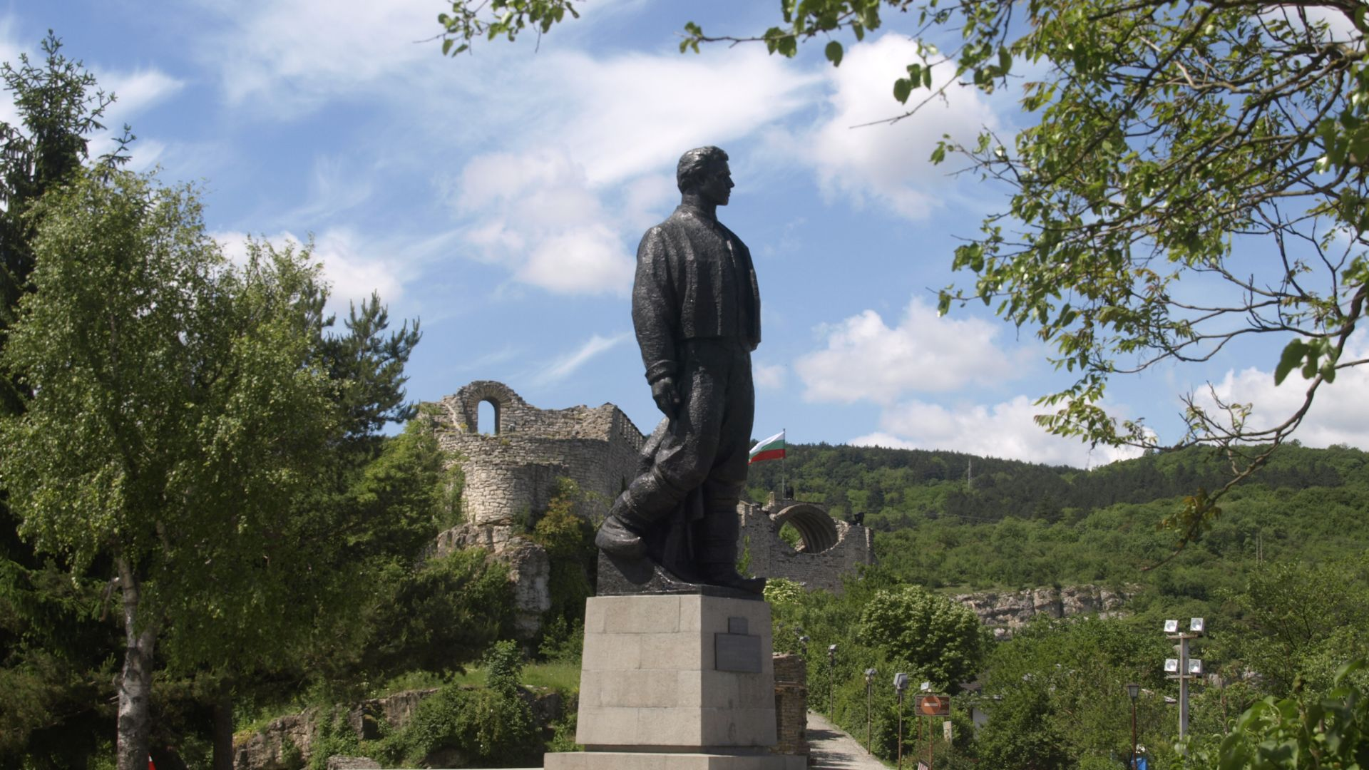 Паметникът на Васил Левски