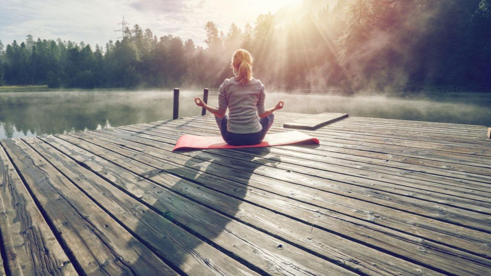 5-дневен йога маратон в Правец