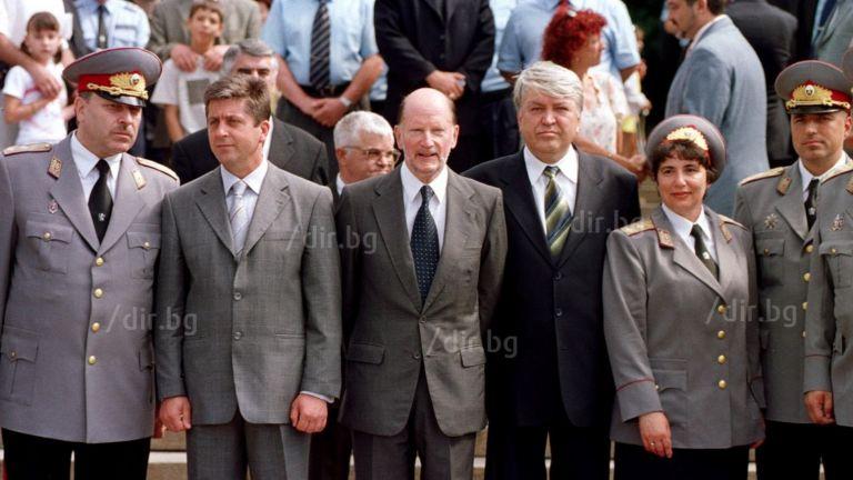Празник на полицията 5 юли 2003 г.