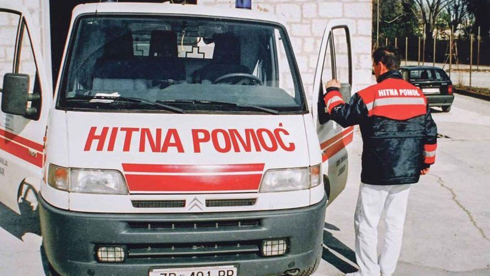 Четиригодишно почина, оставено заключено в кола в Хърватия