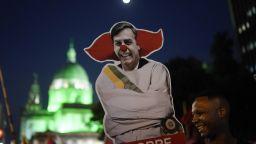Мегастачка в Бразилия: 45 млн. души на протест срещу пенсионната реформа (снимки)