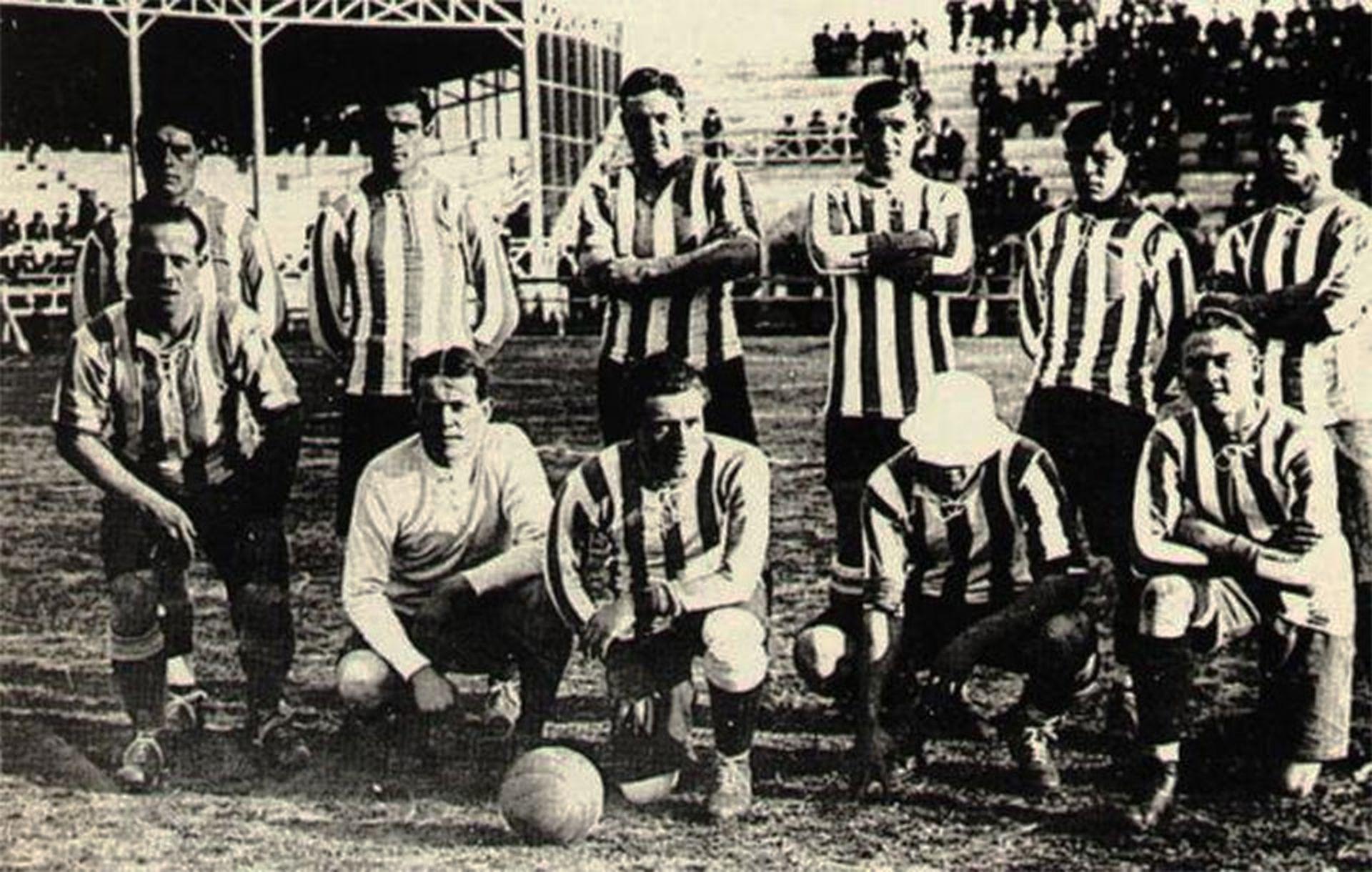 Тимът на Аржентина