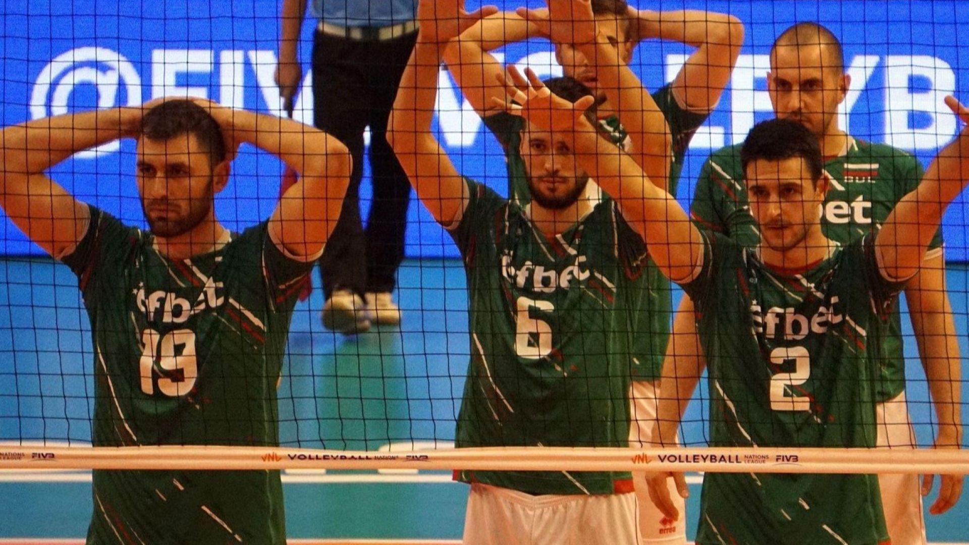 Разочароващо! Япония ни би на волейбол насред Варна
