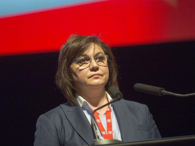 Не Борисов управлява държавата, ДПС управлява ГЕРБ, заяви Нинова