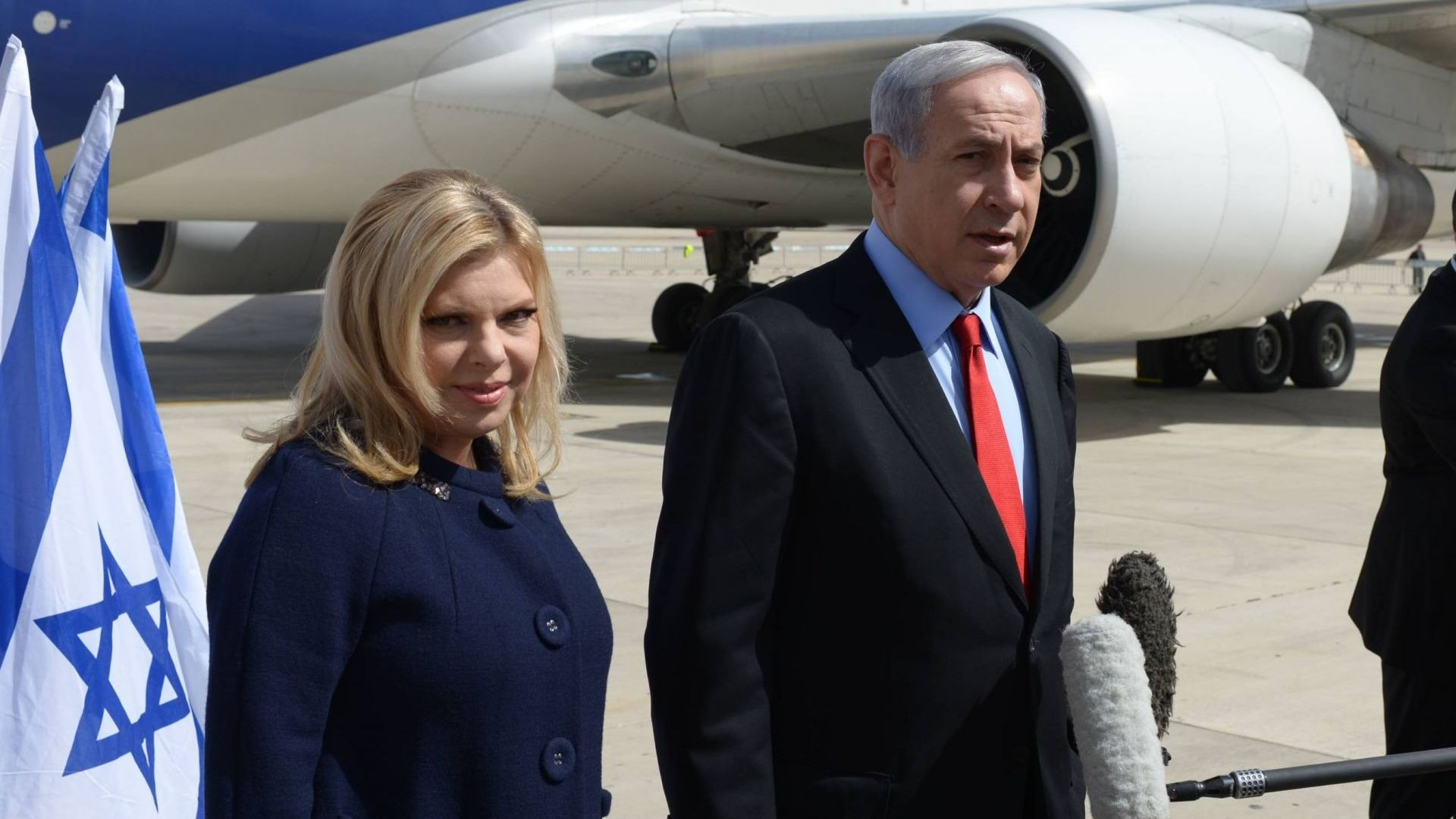 Съпругата на израелския премиер Бенямин Нетаняху - Сара Нетаняху -