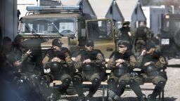 Гърция опроверга слухове, че извънредно дислоцира военни към Егейско море