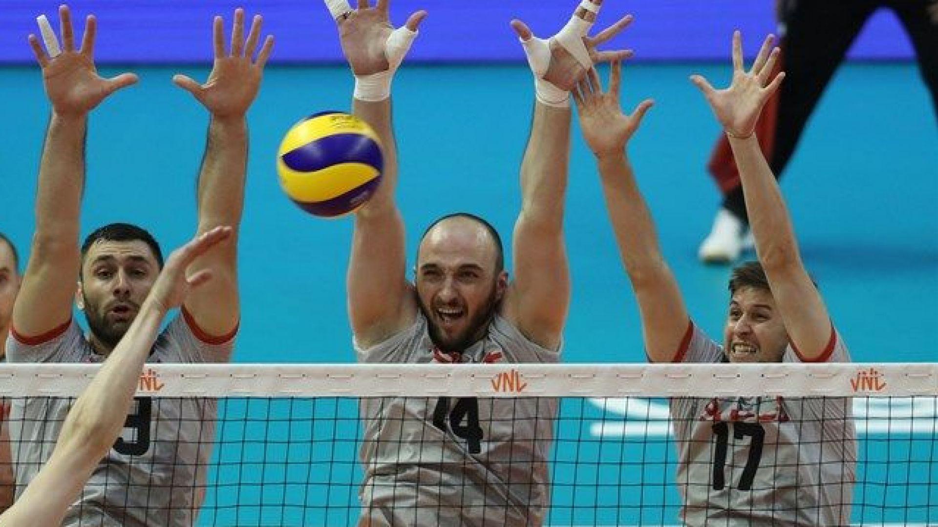 Втора победа за България - предстои решителен финал с Бразилия
