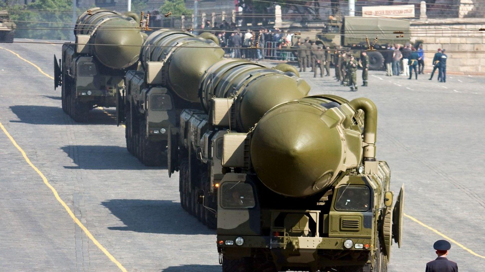 2000 ядрени бойни глави са във висока степен на готовност