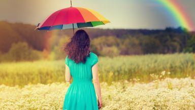 Дъжд и гръмотевици днес, слънчево, но по-хладно от сряда