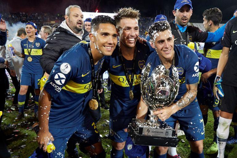 21. Бока Хуниорс (Аржентина) - 55 трофея.