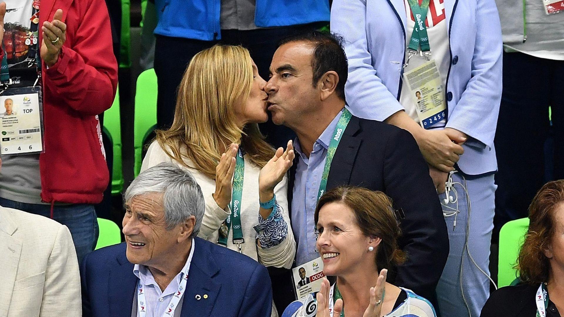 Съпругата на Карлос Гон помоли Тръмп да се застъпи за мъжа Й