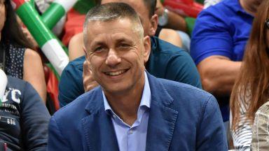 Радостин Стойчев разкритикува остро играта на националния отбор