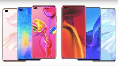 Пръв поглед към Huawei Mate 30 Pro
