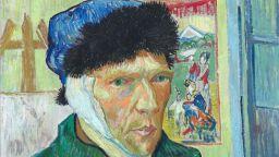 Ново изследване свързва делириума на Ван Гог с отказа му от алкохола