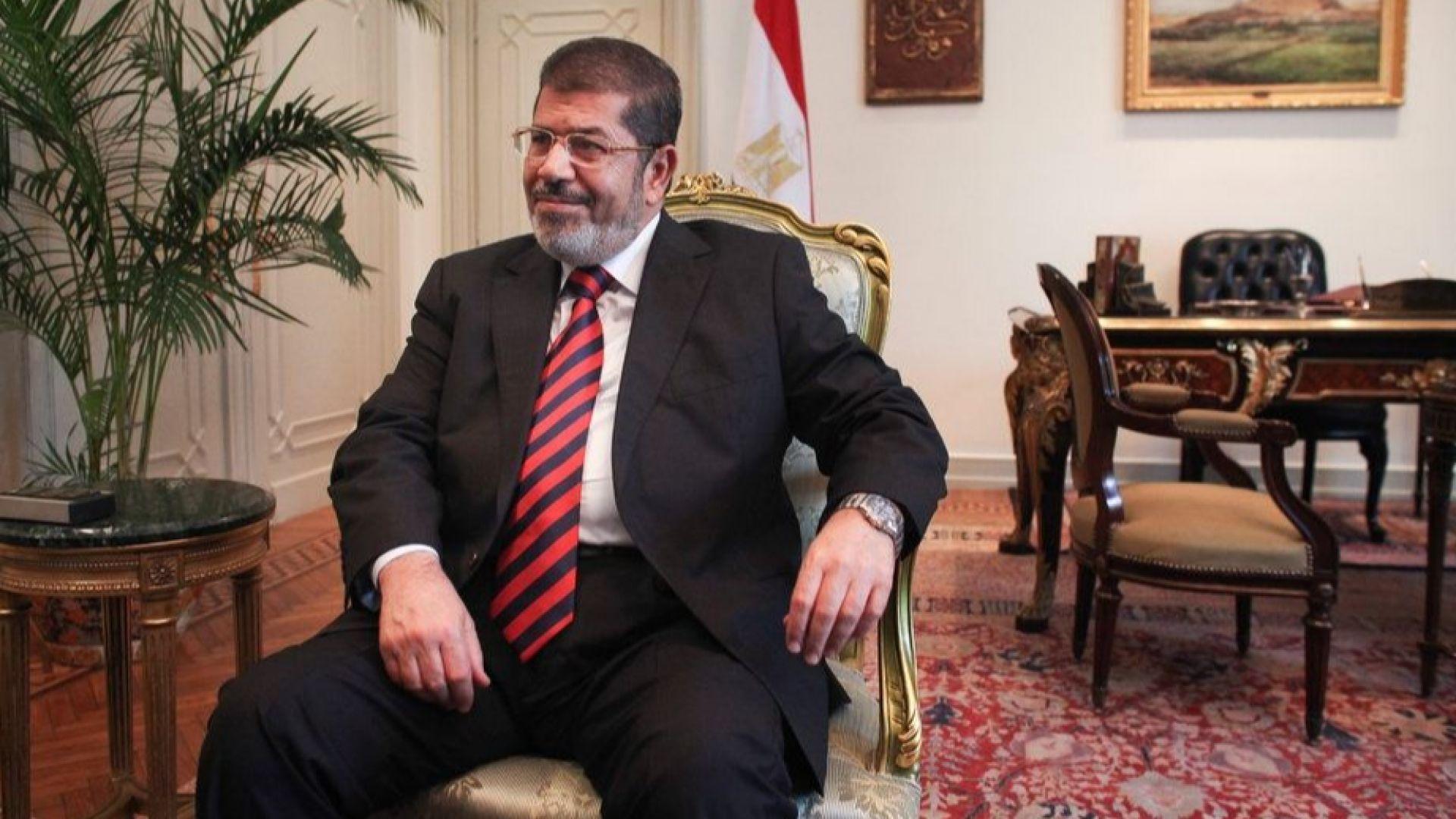 Виж още Съдът отмени смъртната присъда на Мохамед Морси