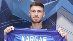 """Грък официално напусна """"Левски"""", национал се извини на """"сините"""" фенове"""