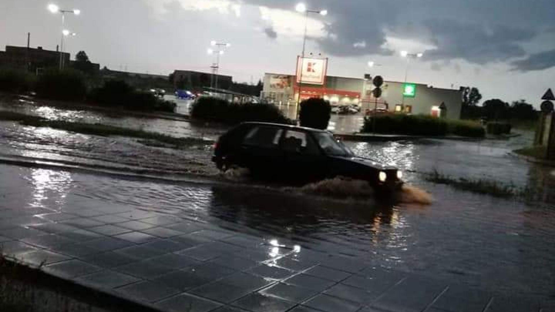 Търговище под вода (снимки)