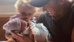 Плувецът Райън Лохте стана баща за втори път