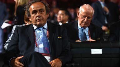 Арестуваха Мишел Платини заради скандалното Световно в Катар