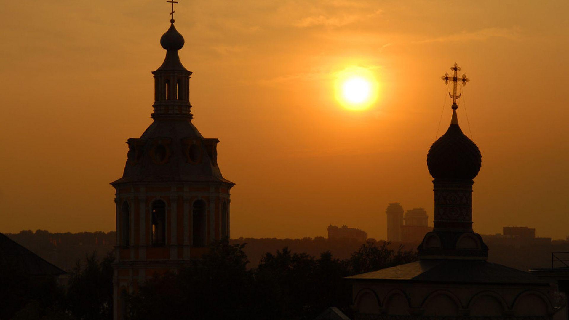 Рекордна и обширна положителна аномалия в Русия