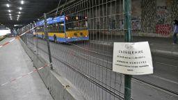 Преместиха спирката в подлеза на НДК, заради зачестили инциденти