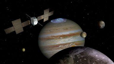 Европа изстрелва сонда към Юпитер