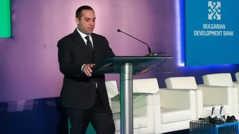 Министърът на икономиката Емил Караниколов